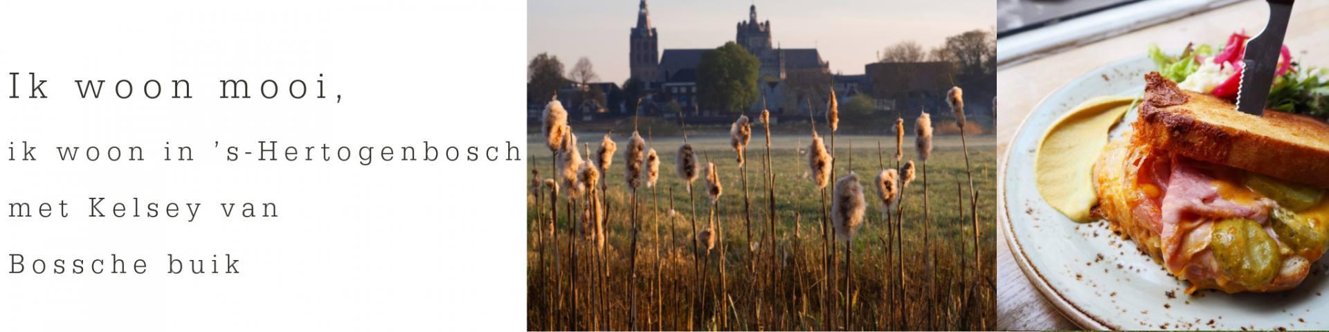 Ik woon mooi, ik woon in 's-Hertogenbosch / met Kelsey