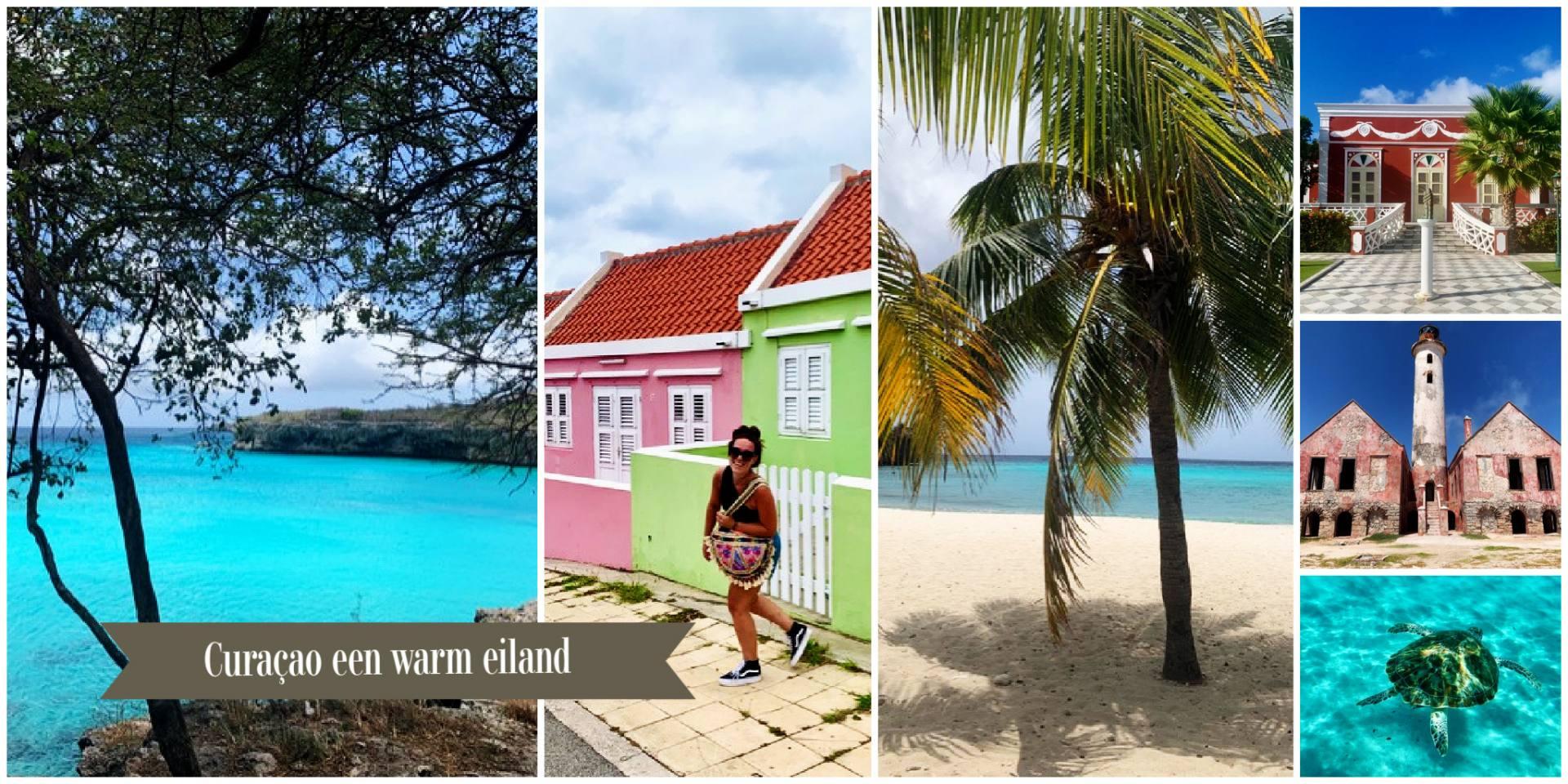 Curaçao (Dushi Korsou) een warm eiland