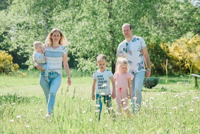 Drenthe met Lisanne : mama van drie kleine kindjes en blogger op gezinmetvijf